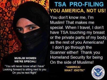 TSA Muslim Women 01