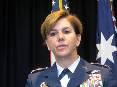 Air Force Academy Graduation 02