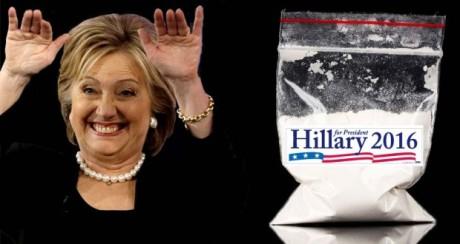 Hillary's Coke & Sex Habits 01