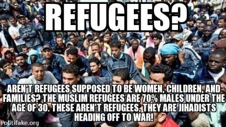 Muslim Migrants 02