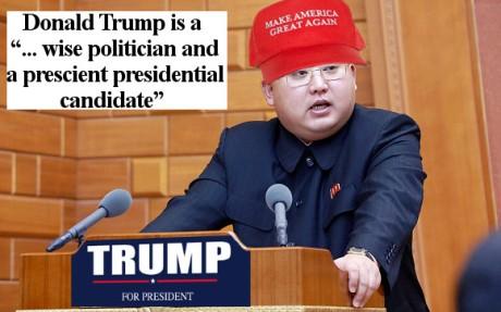 North Korea Endorsing Trump 01