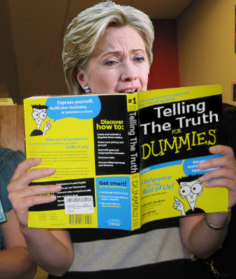 Corrupt Hillary Clinton 02