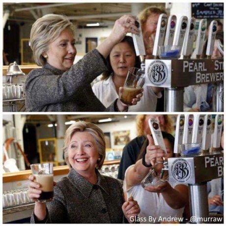 Hillary's Bartender 08