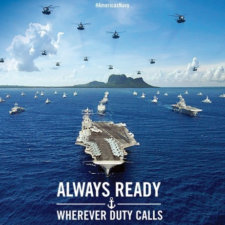 U S  Navy Fleet | Andelino's Weblog